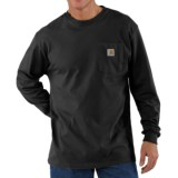 Carhartt Workwear Pocket T-Shirt - Long Sleeve, Factory 2nds (For Men)