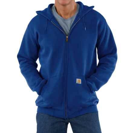 Carhartt Zip Hoodie - Factory Seconds (For Men) in Cobalt Blue - 2nds