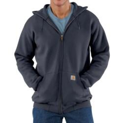 Carhartt Zip Hoodie - Factory Seconds (For Men) in New Navy