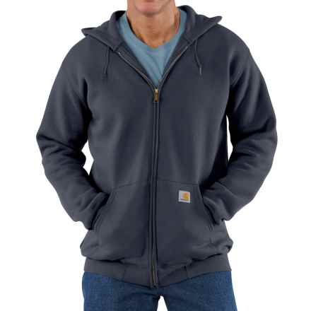 Carhartt Zip Hoodie - Factory Seconds (For Men) in New Navy - 2nds