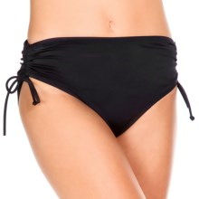 Caribbean Joe Bikini Briefs (For Women) in Black - Closeouts