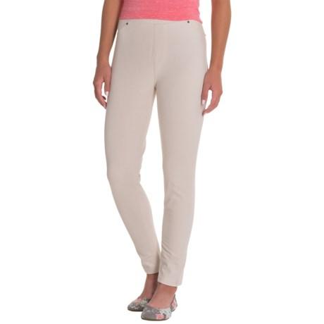 Caribbean Joe Knit Pull-On Pants (For Women)