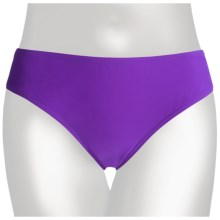 Caribbean Sand Classic Swimsuit Bottoms (For Women) in Violet - Closeouts
