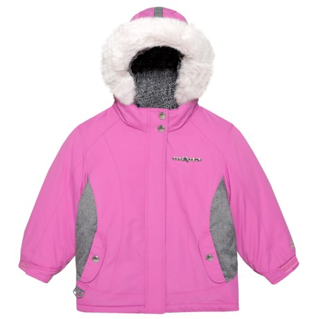 Image of Carol Systems Jacket - Insulated, 3-in-1 (For Little Girls)