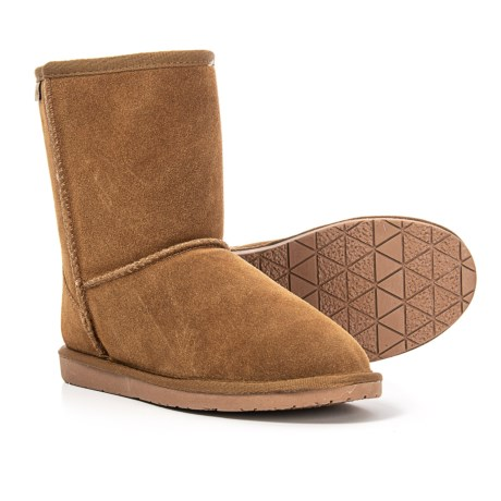Image of Carole Classic Boots - Suede (For Girls)