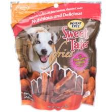 Carolina Prime Coated Sweet Tater Fries Dog Treats - 1 lb. in Pork Coated - Closeouts