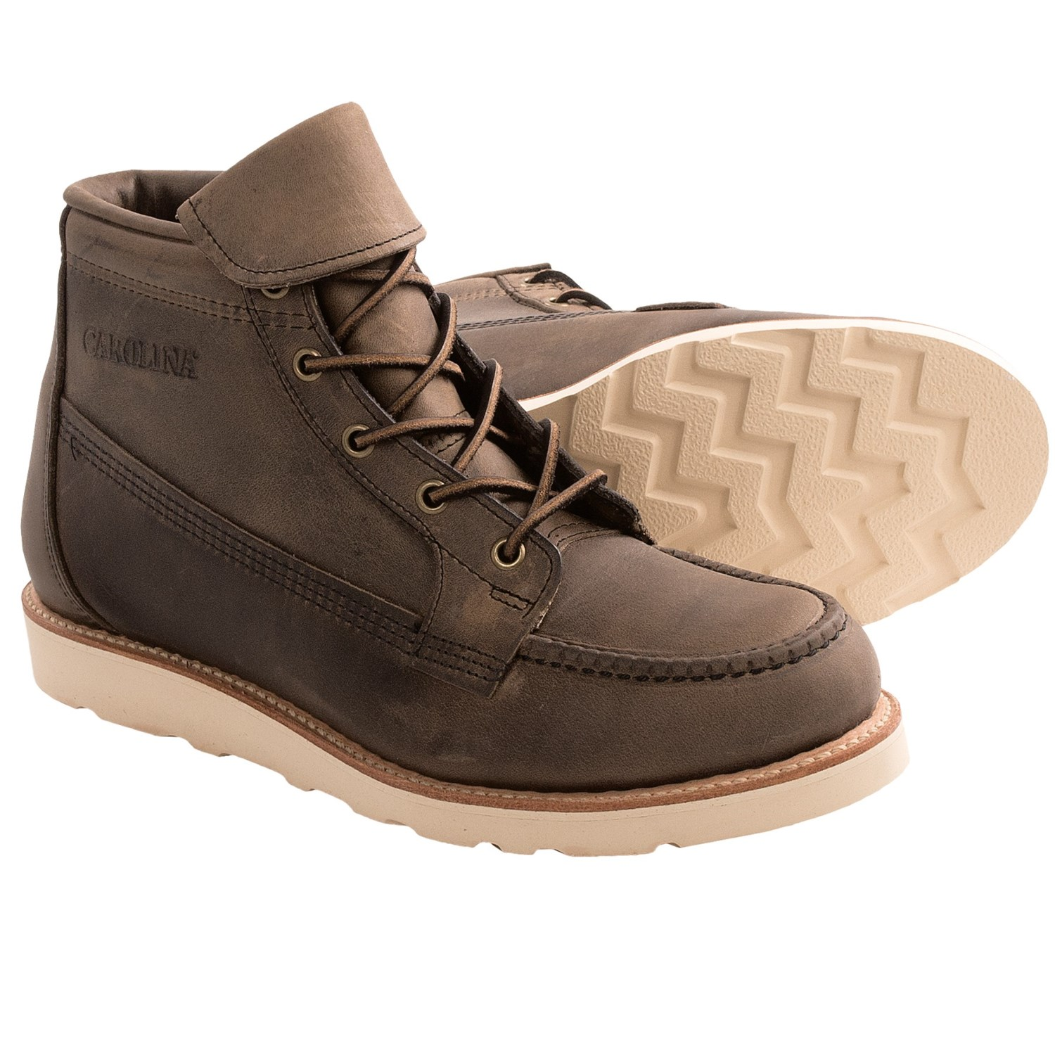 Distressed Leather Shoes For Men