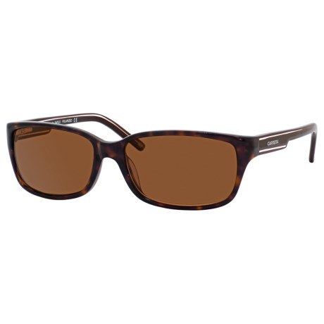 Carrera 7006 Sunglasses - Polarized in Tortoise Brown/Brown