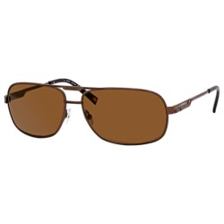 Carrera 7009 Sunglasses - Polarized in Brown/Brown