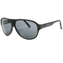 Carrera 7012 Sunglasses - Polarized in Black/Grey - Closeouts