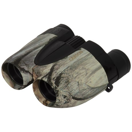 Carson Outlaw Binoculars 10x25