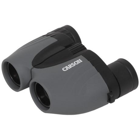 Carson Tracker Compact Binoculars - 8x21 in See Photo