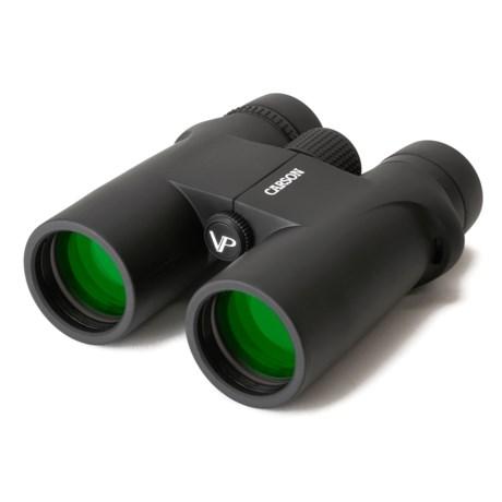 Carson VP Series Binoculars - 10x42mm, Roof Prism in See Photo