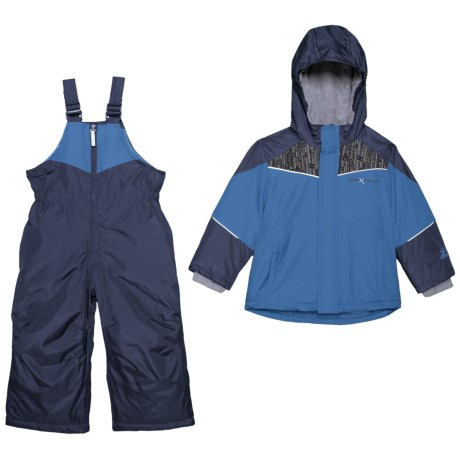 Image of Carter Two-Piece Snowsuit Set - Insulated (For Toddler Boys)