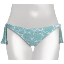 Carve Designs Bali Bikini Swimsuit Bottoms - UPF 50+ (For Women) in Seafoam - Closeouts