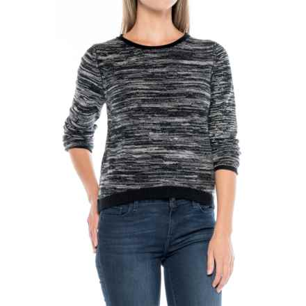 Carve Designs Basalt Sweater - Merino Wool (For Women) in 1 Black - Closeouts