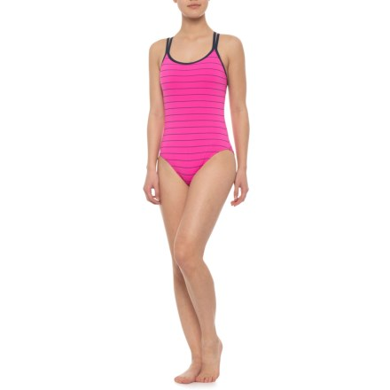 f92fd394fd Carve Designs Beacon One-Piece Swimsuit - UPF 50 (For Women) in 628
