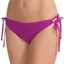 Carve Designs Bermuda Bikini Bottoms - UPF 50 (For Women) in Hibiscus - Closeouts