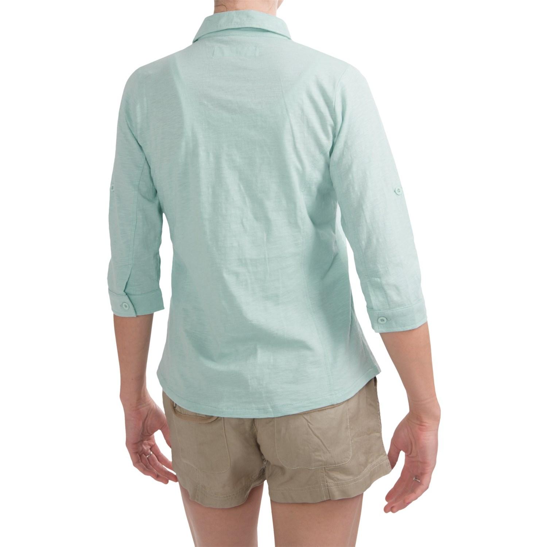 Carve Designs Bryn Shirt For Women 6762u Save 37