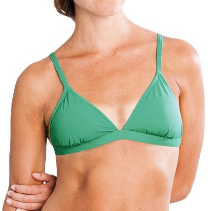 Carve Designs Cali Bikini Top - UPF 50+, Convertible (For Women) in Mint