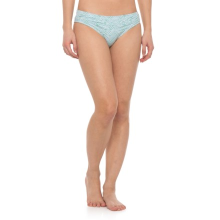 c0827a39ab2 Carve Designs Catalina Bikini Bottoms - UPF 50 (For Women) in Blue Bahia -