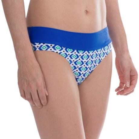 Carve Designs Catalina Bikini Bottoms - UPF 50+, Four-Way Stretch (For Women) in Sandori