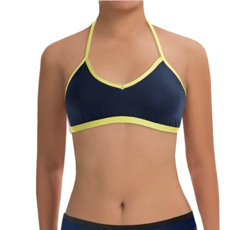Carve Designs Catalina Bikini Top - UPF 50+ (For Women) in Indigo