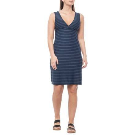 9ef8530814 Carve Designs Dusk Mariner Cayman Dress - Sleeveless (For Women) in Dusk  Mariner