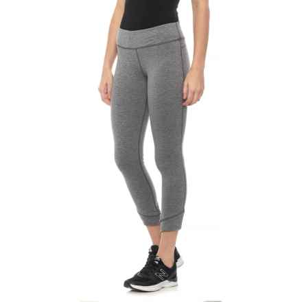 Carve Designs Grey Sardinia Capris - UPF 50 (For Women) in Grey - Closeouts