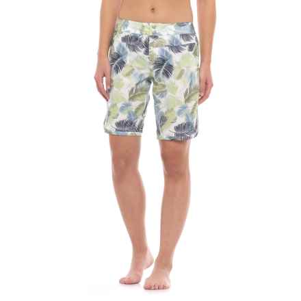 Carve Designs Hatteras Shorts - UPF 50 (For Women) in Palm Beach - Closeouts