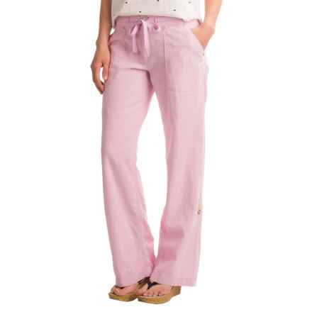 Carve Designs Kailua Convertible Pants (For Women) in Lavendar - Closeouts