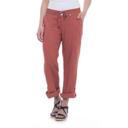 Carve Designs Kailua Convertible Pants (For Women) in Sienna - Closeouts