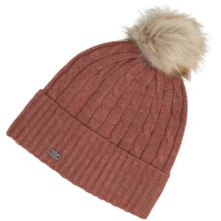 Carve Designs Laurel Beanie (For Women) in Sienna - Closeouts