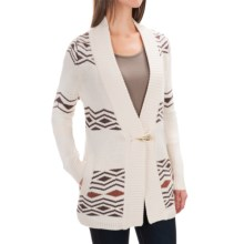 Carve Designs Laurel Cardigan Sweater (For Women) in Birch  Combo - Closeouts