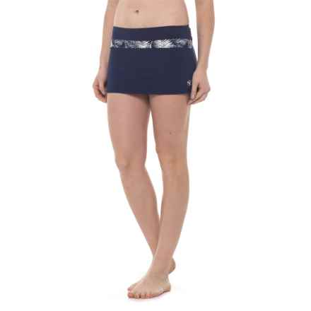 Carve Designs Mykanos Mini Skirt - UPF 50 (For Women) in Anchor/Anchor Kauai - Closeouts