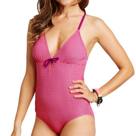 Carve Designs Nosara Swimsuit UPF 50 For Women