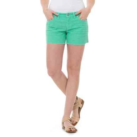 Carve Designs Oahu Shorts (For Women) in Mint - Closeouts