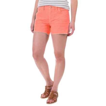 Carve Designs Oahu Shorts (For Women) in Orange Crush - Closeouts
