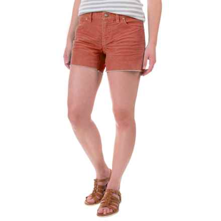 Carve Designs Oahu Shorts (For Women) in Rust - Closeouts