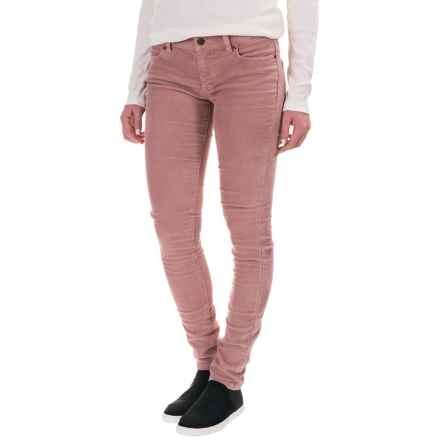Carve Designs Pacific Corduroy Pants (For Women) in Faded Rose - Closeouts