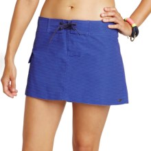 Carve Designs Paddler Board Skirt - UPF 50+ (For Women) in Azure Tides - Closeouts