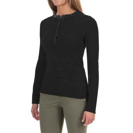 Carve Designs Pagosa Sweater - Merino Wool (For Women) in Black - Closeouts