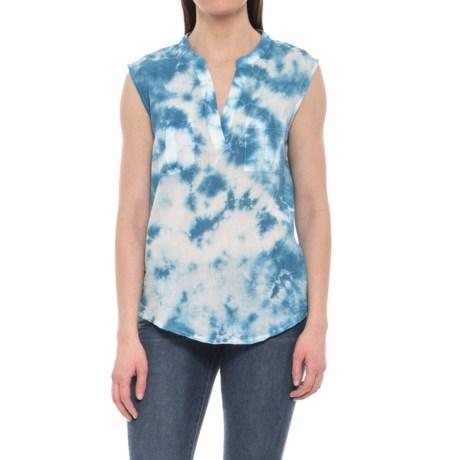 Carve Designs Palermo Popover Shirt - Short Sleeve (For Women)
