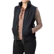 Carve Designs Pt. Reyes Vest (For Women) in Black - Closeouts