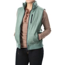 Carve Designs Pt. Reyes Vest (For Women) in Cactus - Closeouts