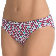 Carve Designs St. Barth Bikini Bottoms - UPF 50 (For Women) in Namotu - Closeouts