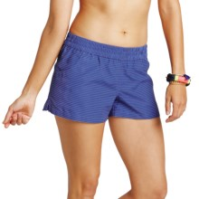 Carve Designs Surfside Shorts - UPF 50+ (For Women) in Azure Tides - Closeouts