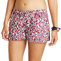 Carve Designs Surfside Shorts - UPF 50+ (For Women) in Namotu