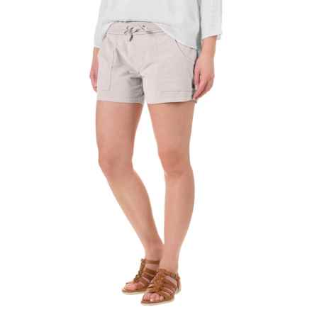 Carve Designs Willow Shorts (For Women) in Cloud - Closeouts