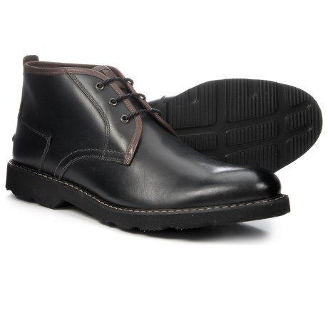 Image of Casey Chukka Boots - Leather (For Men)